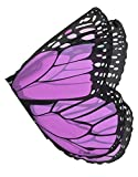 Dreamy Dress-Ups 50600 Wings, Flügel, Purple Monarch Butterfly, Schmetterling Monarchfalter Danaus...