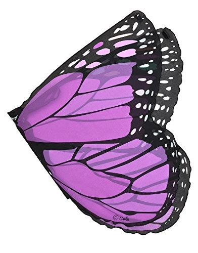DREAMY DRESS-UPS Violet Monarch Ailes Costume