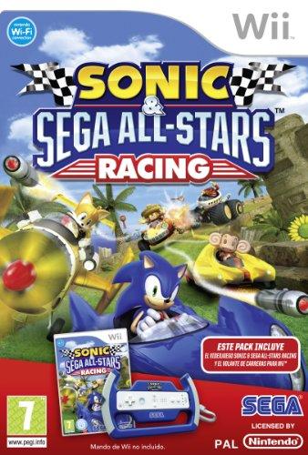 Sonic & SEGA All-stars Racing + Volante