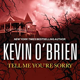 Tell Me You're Sorry audiobook cover art