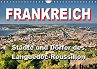 Frankreich- Staedte und Doerfer des Languedoc-Roussillon (Wandkalender 2022 DIN A4 quer): 12 schoene Motive aus dem Languedoc-Roussillon (Monatskalender, 14 Seiten )