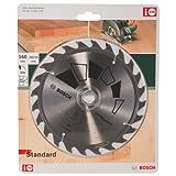 Bosch 2609256810 Lame de scie circulaire 160 mm