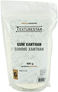 Texturestar 100% Pure Xanthan Gum for Cooking and Baking, 400g | Essential for Gluten-Free Baking, Vegan, Low Carb, Keto, ...