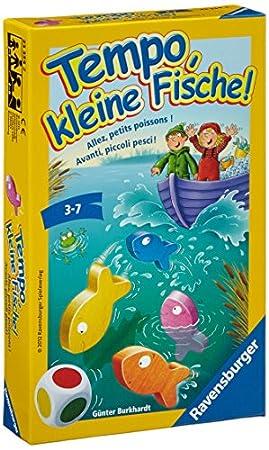 Ravensburger Mitbringspiele - Tempo, kleine Fische!
