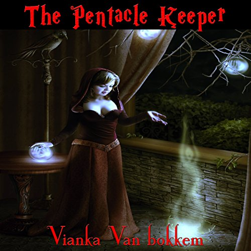 The Pentacle Keeper audiobook cover art