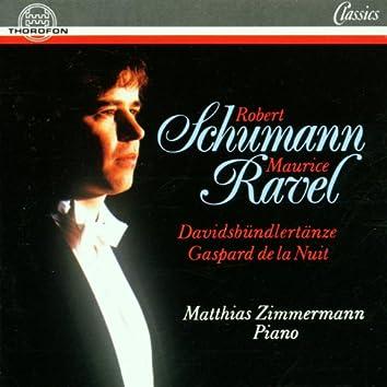 Schumann: Davidsbündlertänze op. 6 - Ravel: Gaspard de la nuit