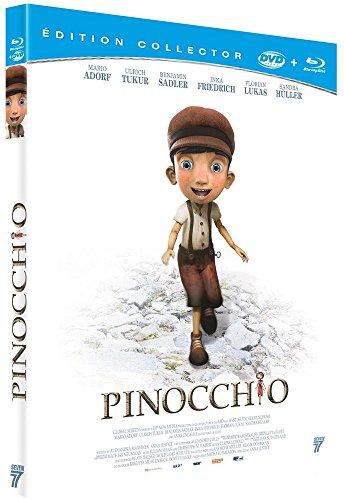 Pinocchio [Blu-ray] [FR Import]