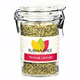 Thyme Leaves | Aromatic Herb | Ideal for Aromatizing Game Meats like Rabbit and Lamb 0.8 oz.
