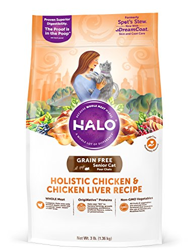 Halo Natural Dry Cat Food