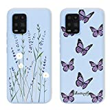 Yoedge 2 Pieces Compatiable for Huawei Mate 40 Pro Plus