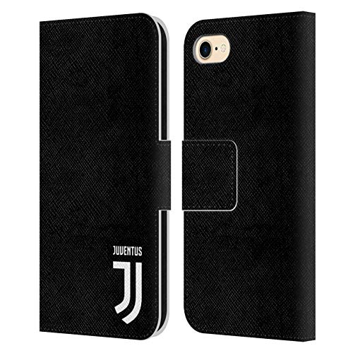 Head Case Designs Licenza Ufficiale Juventus Football Club Banale Lifestyle 2 Cover in Pelle a Portafoglio Compatibile con Apple iPhone 7 / iPhone 8 / iPhone SE 2020