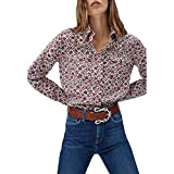 Pepe Jeans Annie Blusa, Multicolor (0AA), X-Small para Mujer