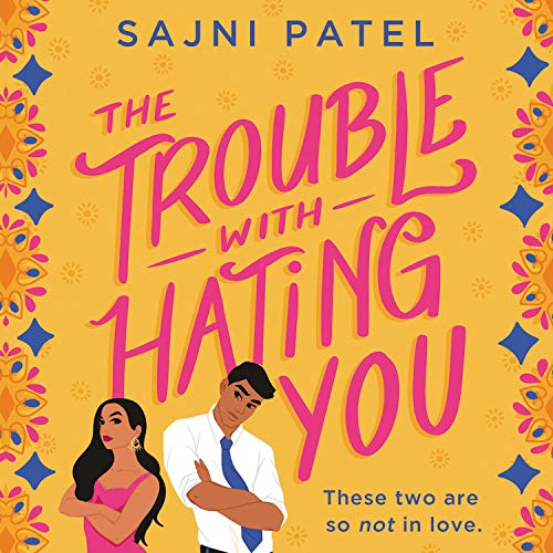Couverture de The Trouble with Hating You