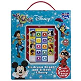 Disney - Mickey Mouse, Toy Story and More! Me Reader Electronic Reader 8 Book Sound Library- PI Kids