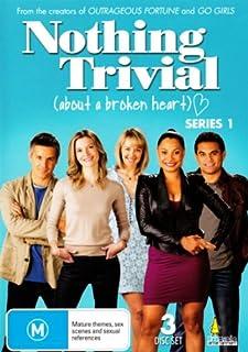 Nothing Trivial (Series 1) - 3-DVD Set ( Nothing Trivial - Series One )