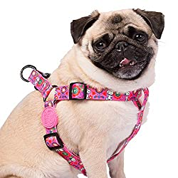 ZOOZ PETS Snoopy No Pull Dog Pug Harness