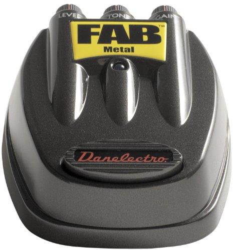Danelectro Fab Metal - Pedaliera per effetti