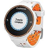 Garmin 010-N1128-01 Forerunner 620 Noh, White and Orange (Renewed)
