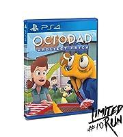 LIMITED RUN #10: OCTODAD: DADLIEST CATCH (PS4) (輸入版)