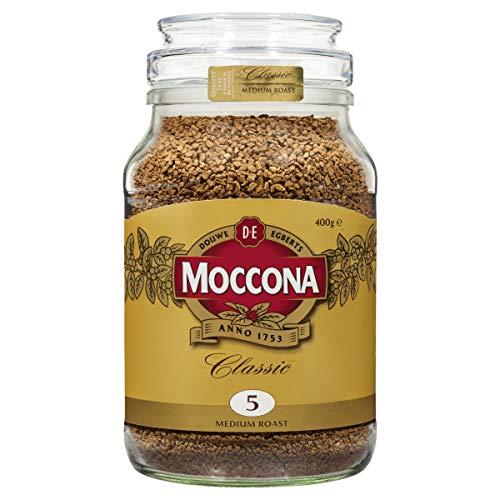 Moccona gefriergetrockneten Klassischen Kaffee-400gm