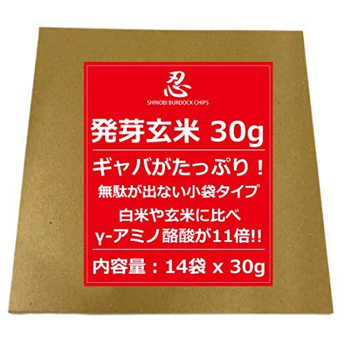 発芽玄米(お試し購入)(30g X 14袋入)