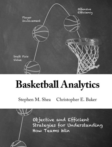 Tyhebook basketball analytics objective and efficient strategies ebook basketball analytics objective and efficient strategies for understanding how teams win by stephen m shea christopher e baker asiazfm fandeluxe Gallery