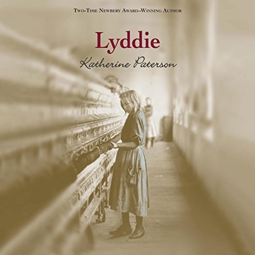 Lyddie audiobook cover art