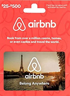Airbnb Gift Card