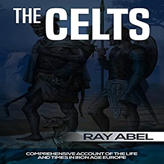 The Celts audiobook cover art