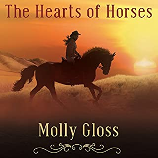 The Hearts of Horses audiobook cover art
