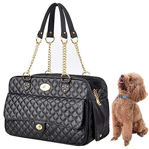 Blan Bolsa para mascotas, mochila para gatos, transpirable, para gatos y perros