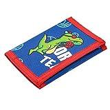 Portafoglio RFID, portafoglio carino del fumetto con cerniera per i bambini