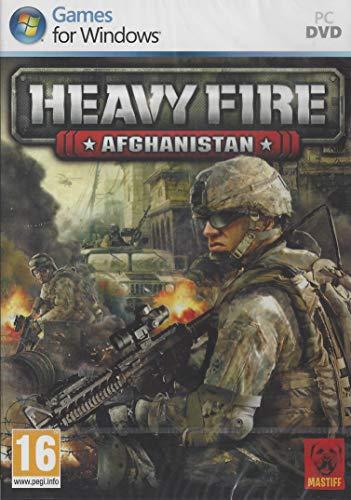 Mastiff Heavy Fire: Afghanistan, PC
