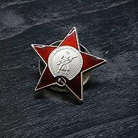 ソビエトレッドスターロシア赤軍メダルCCCPメダルカスタマイズされた外国貿易バッジ記念コイン