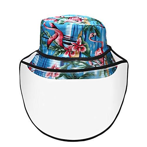 CXWLK Pack De 2 Sombreros De Pescador con Estampado, Azul1