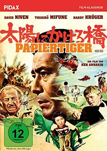 Papiertiger (Paper Tiger) / Spannender Abenteuerfilm mit Starbesetzung (Pidax Film-Klassiker)