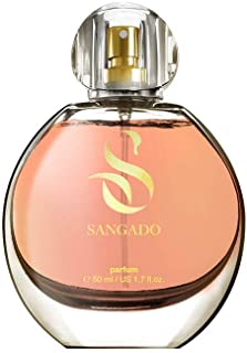 SANGADO El Inolvidable Perfume para Mujeres Larga Duración de 8-10 horas Olor Lujoso Oriental Floral Francesas Finas ...