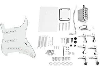 electric guitar body parts