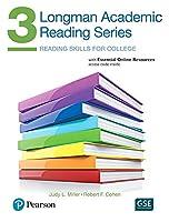 Longman Academic Reading Series 3 with Essential Online Resource