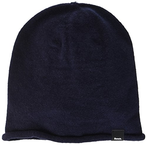 Bench Unisex Soft Beanie Strickmütze, Blau (Night Sky Bl11355), One Size