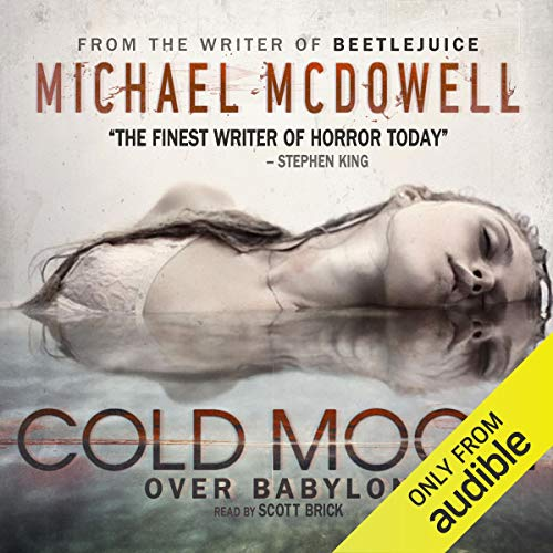 Cold Moon over Babylon audiobook cover art