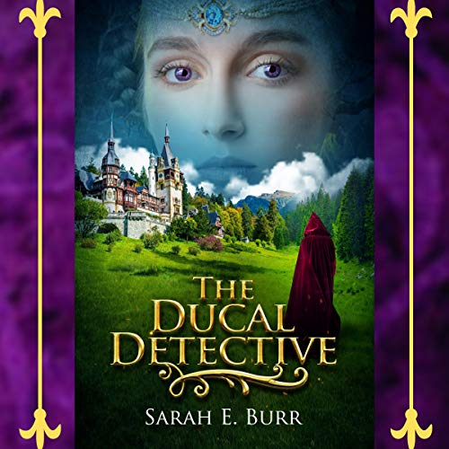 The Ducal Detective audiobook cover art