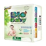 foto Pañales Bio Baby talla 4 (9-13 kg) 34uds eco