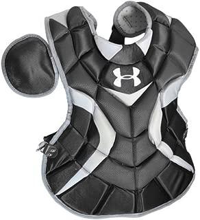 Under Armour UA Junior Pro Chest Protector Ages 9-12 OSFA Black
