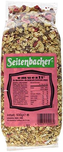 Seitenbacher E-Müsli