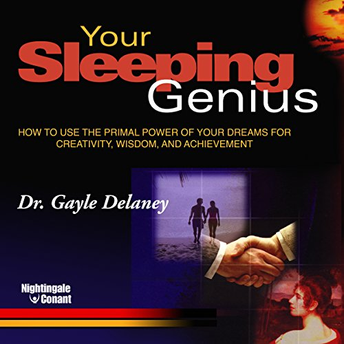 Your Sleeping Genius audiobook cover art