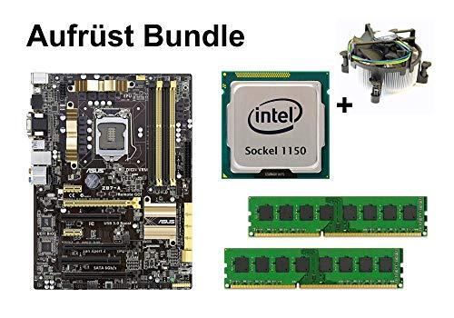 Aufrüst Bundle - ASUS Z87-A + Xeon E3-1231 v3 + 8GB RAM #119786