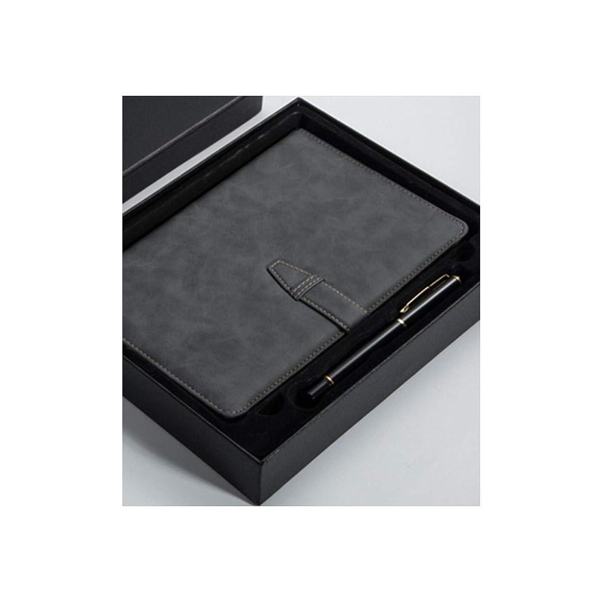 保安交響曲カウントXionghaizi ギフトノートとペンセットギフトボックス、ノートセット、ホリデーギフト、ノートブック、ビジネス会議仕事メモ帳、複数の色 高品質の製品 5 (Style : A)