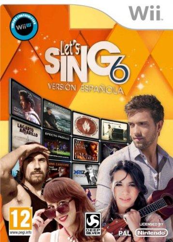 Let's Sing 6 - Versión Española