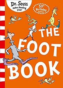 The Foot Book by [Dr. Seuss]